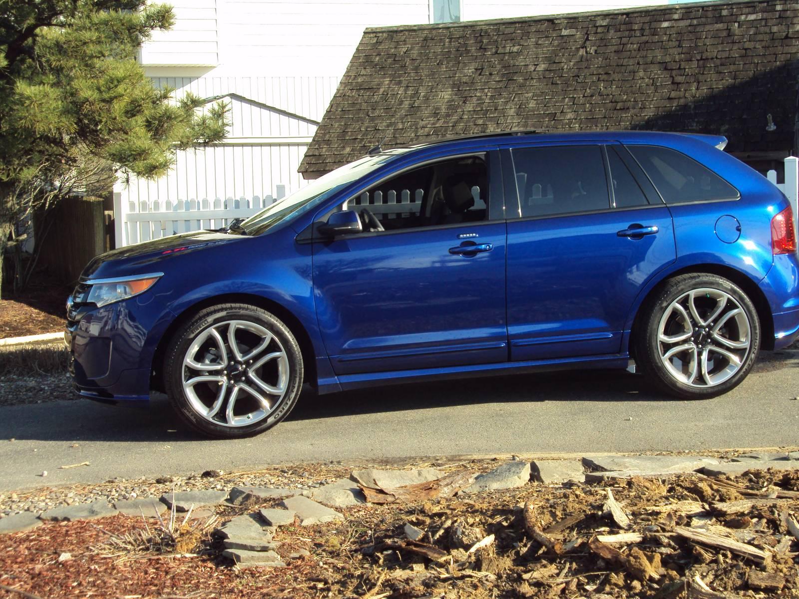 Sandy Mods  Ford Edge