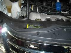 07 10 Edge Front Bumper Removal 3