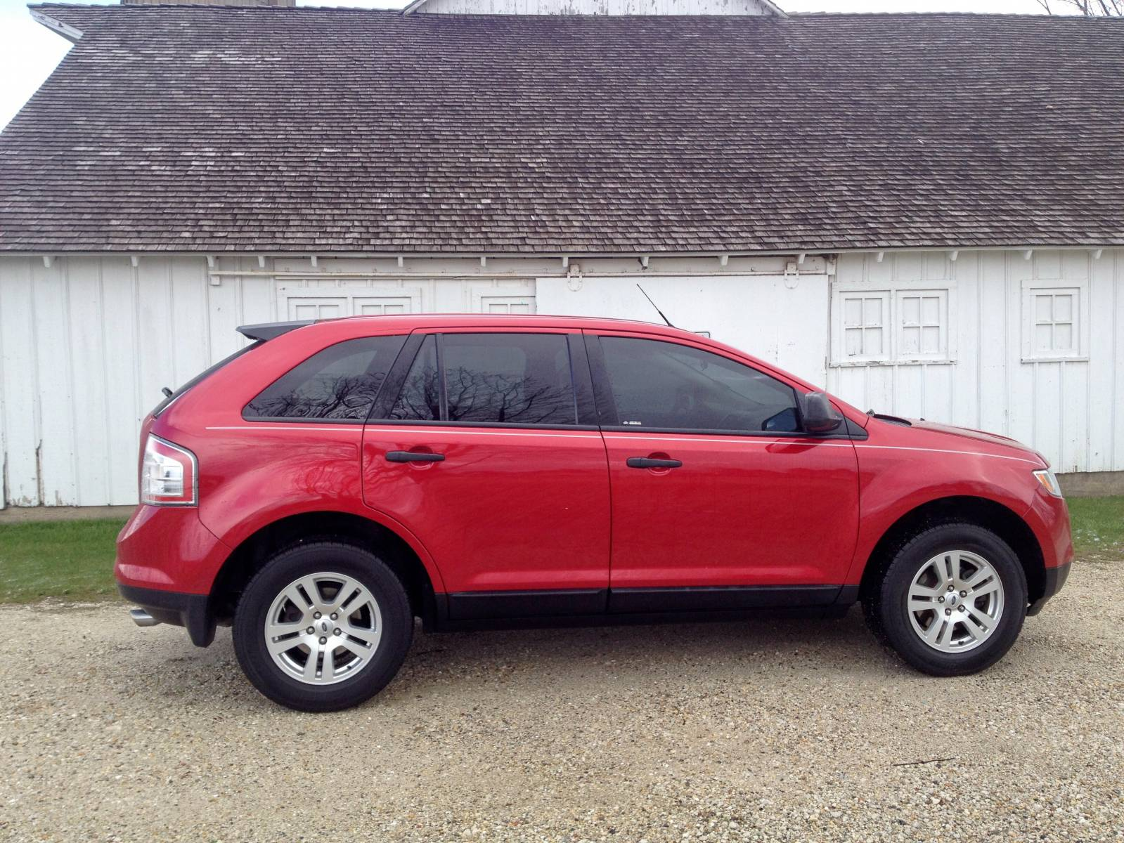 front windows tinted accessories modifications ford edge forum. Cars Review. Best American Auto & Cars Review
