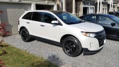 Ford Edge Black Plasitdipped