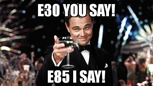 Great Gatsby E85