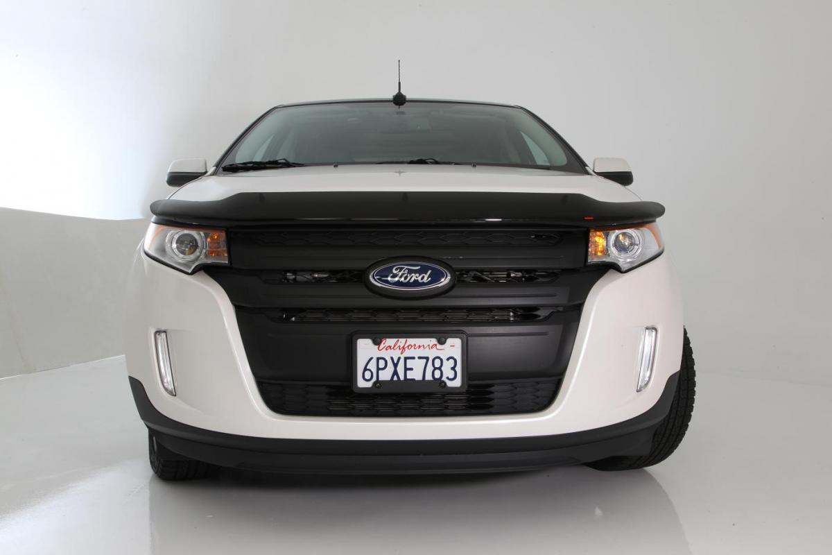 Pictures Of Ford Edge Aftermarket Accessories