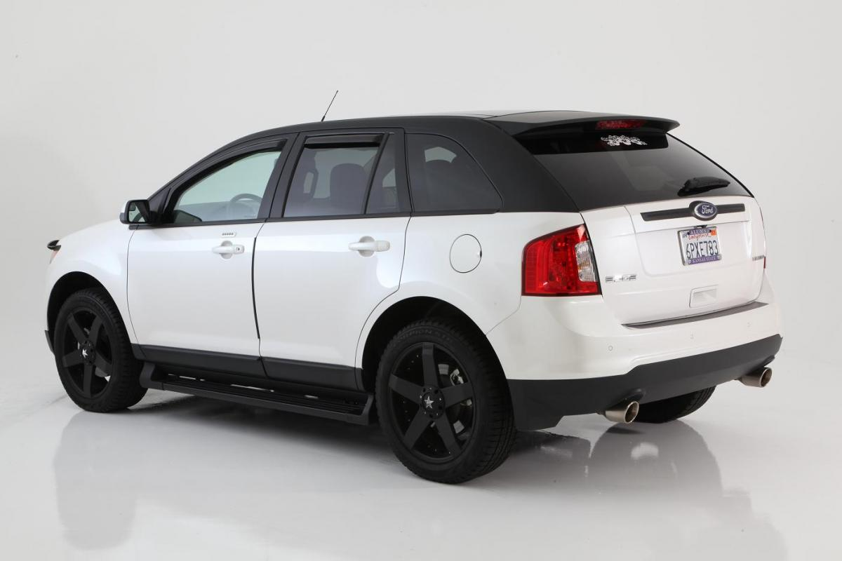 Aftermarket Accessories Ford Edge Aftermarket Accessories