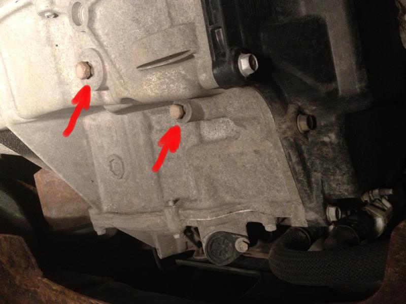 2007 Ford Edge Sel >> Transmission drain plug