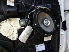 Driver Rear Door Speaker