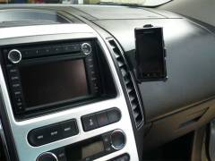 Panavise and Pro.Fit Droid Mount for Edge