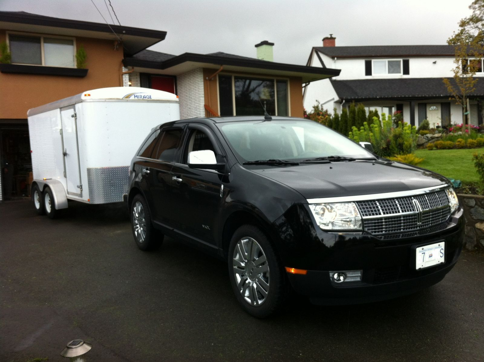 Towing Tales - Ford Edge Forum