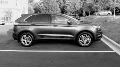 2017 Edge Titanium AWD and 2013 Ford Edge SEL AWD