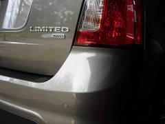 My 2013 Edge Limited AWD