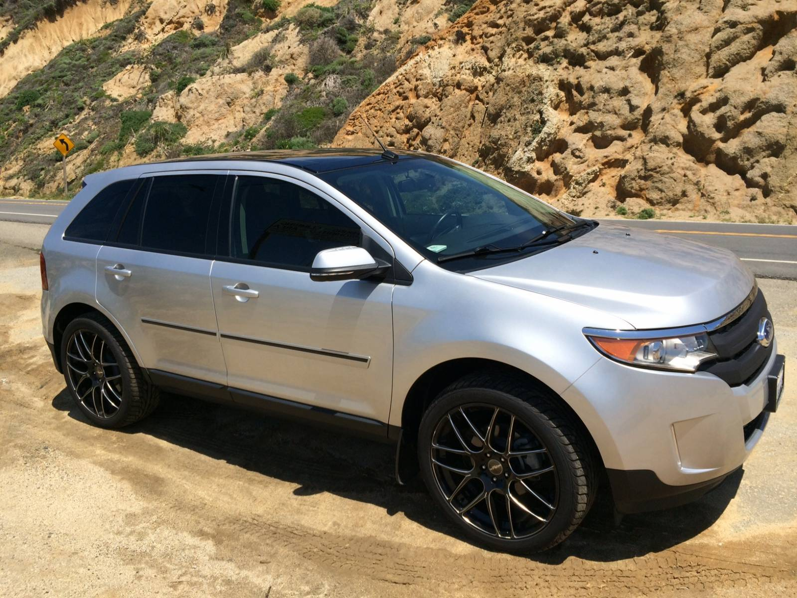 Ford Edge Mud Tires Ford Edge  Member Photo Albums Ford Edge Forum
