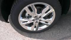 "20"" Chrome Clad Wheel"