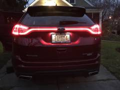 Diggin' the LED taillights