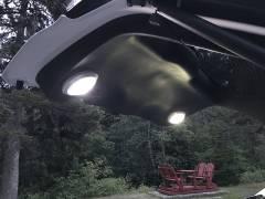 Edge 2017 new cargo area lighting