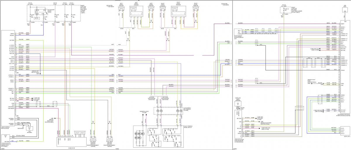 [DIAGRAM_38EU]  2009 Ford Edge wiring diagrams or Brick_2 instructions - Audio, Backup,  Navigation & SYNC - Ford Edge Forum | 2008 Ford Edge Stereo Wiring |  | Ford Edge Forum