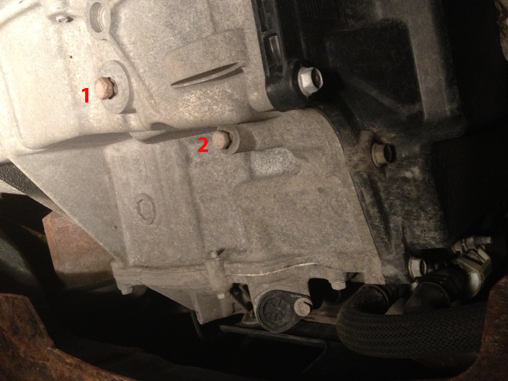 Transmission Fluid Replace? - Transaxle (FWD) - Ford Edge Forum