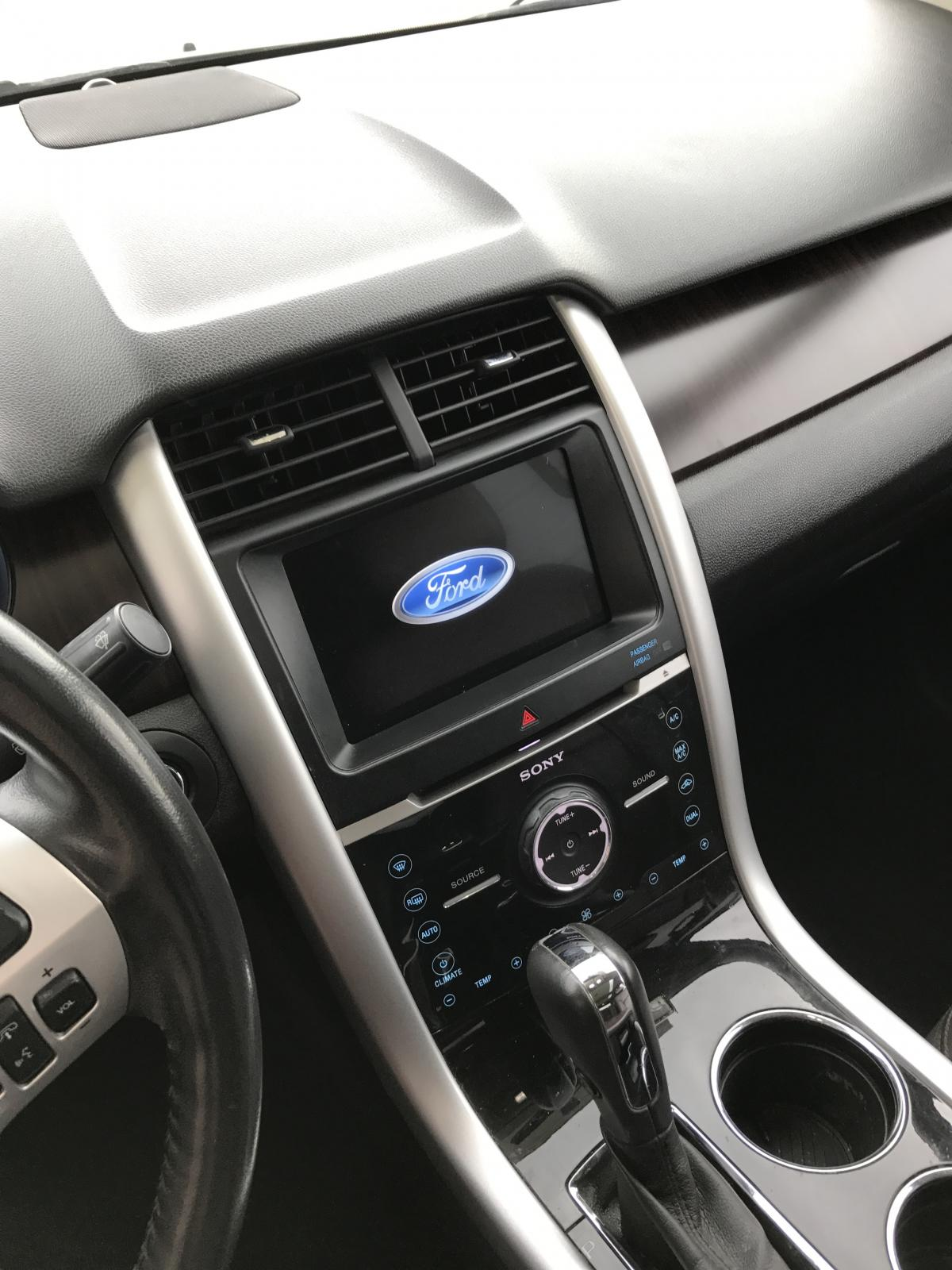 Sync 3 Installed in a 2012 Limited - Audio, Backup