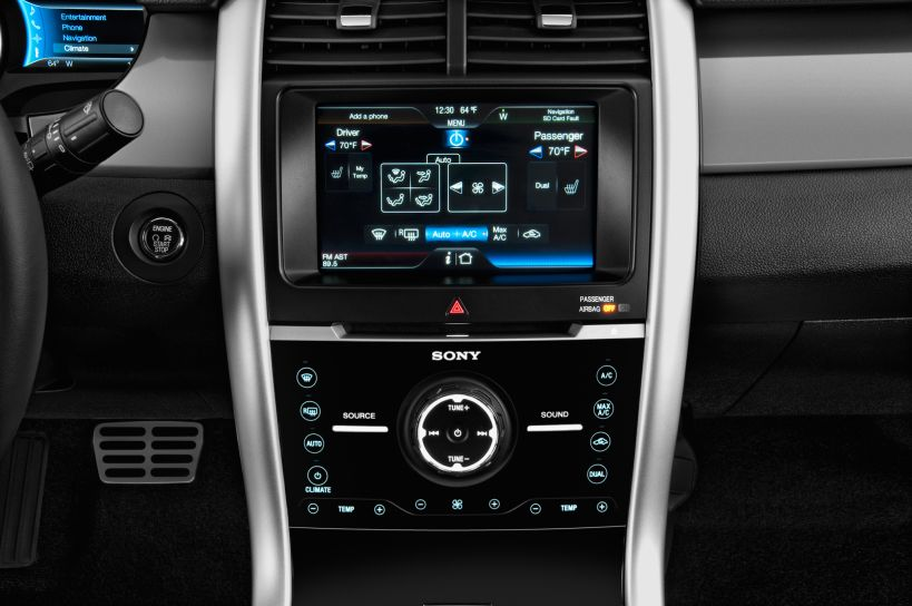 2014 Edge Limited No Heat - 2014 Edge & MKX - Ford Edge Forum