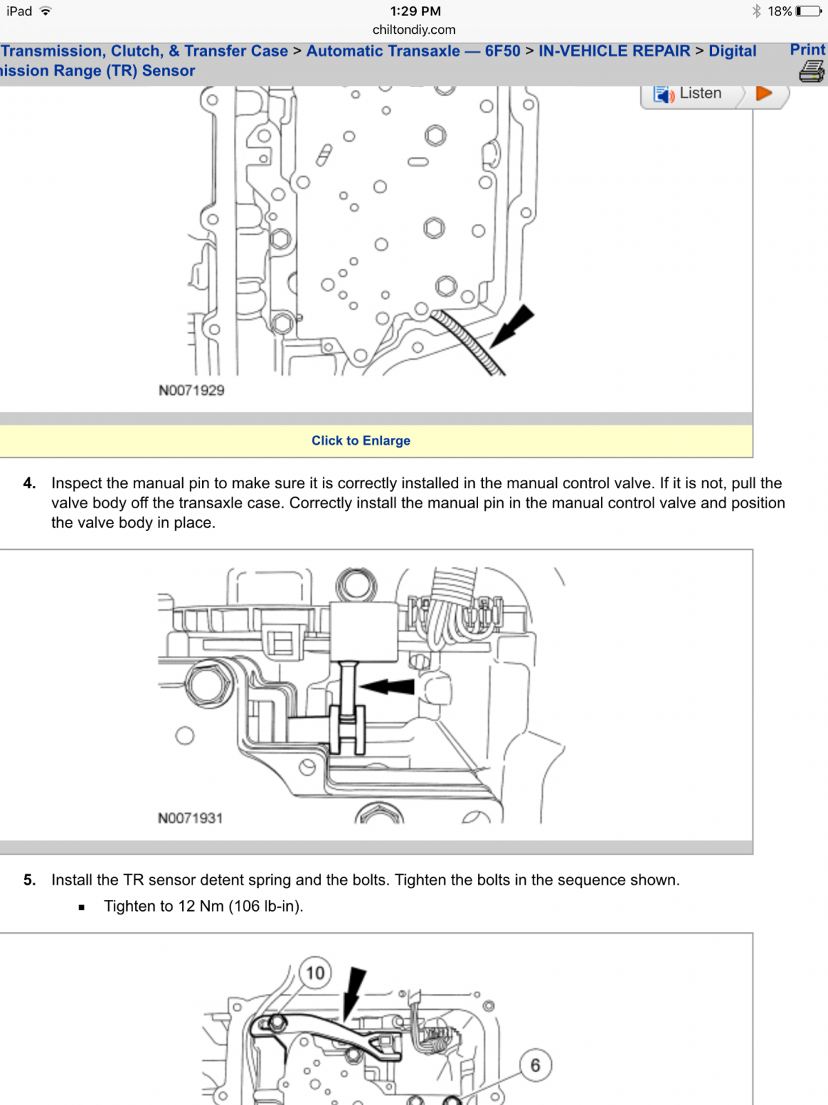 Edge Transmission Shifter Adjustment - 2008 Edge & MKX - Ford Edge ForumFord Edge Forum