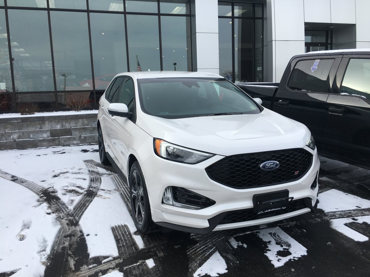 Hello 2019 Edge ST - Welcome Forum! - Ford Edge Forum