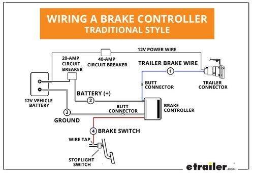 2nd gen brake controller install  accessories